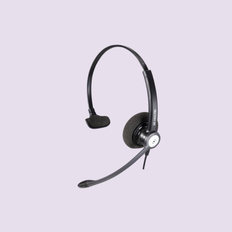 Calltel HW333N Mono Headset