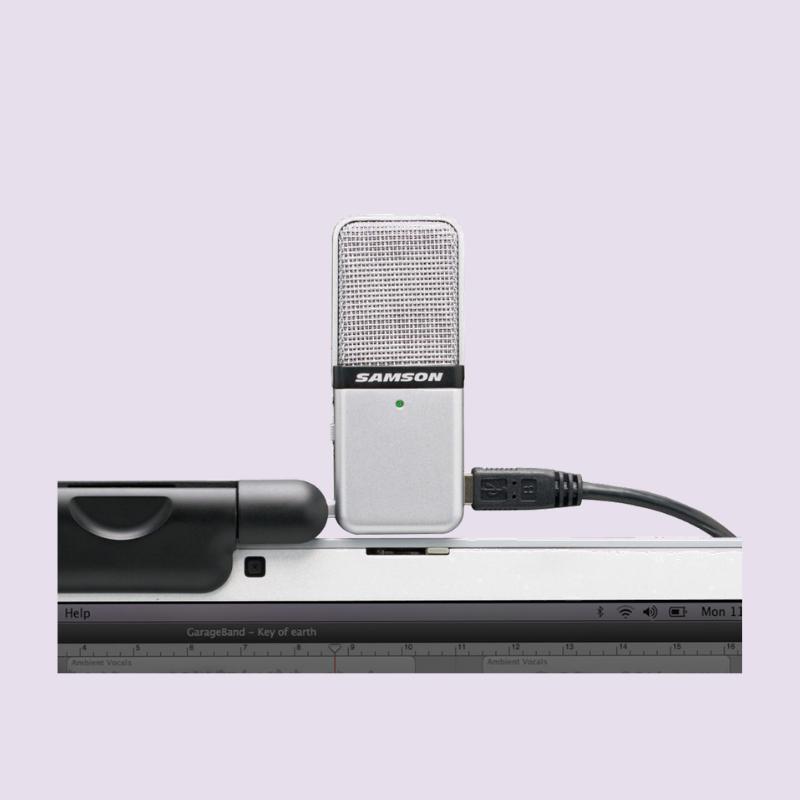 Samson GoMic USB Portable Mic – 2
